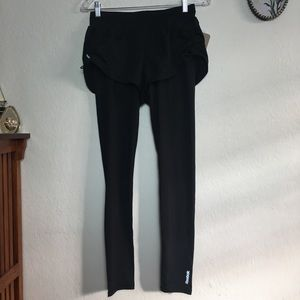 Reebok Sport Shorts with Leggings
